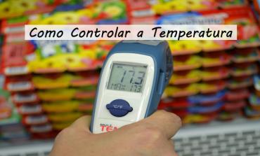 Como controlar a Temperatura
