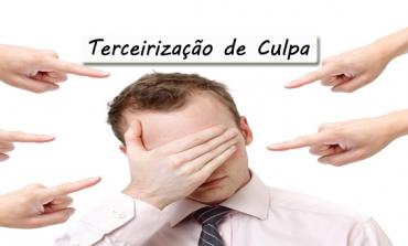 Terceirização de Culpa