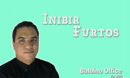 Inibir Furtos | Balbino Office 009