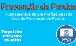 Aula ao Vivo | Fundamentos de um profissional da área de Prevenção de Perdas