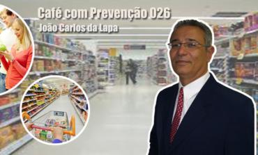 Café com Prevenção 026 | João Carlos da Lapa