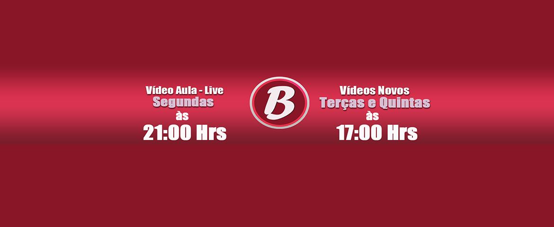 Canal no YouTube Balbino Office