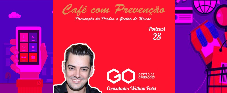 Café com Prevenção 028 | Gestão de Operações