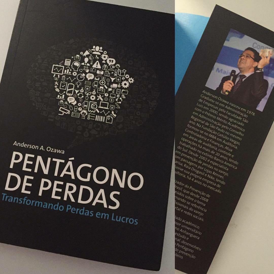 Livro Pentágono de Perdas